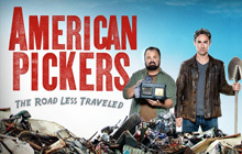 American Pickers Badge