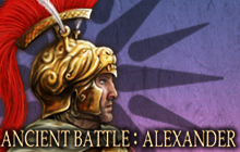 Ancient Battle: Alexander Badge