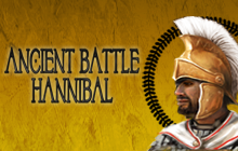 Ancient Battle: Hannibal Badge