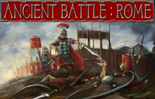 Ancient Battle: Rome Badge