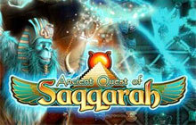 Ancient Quest of Saqqarah Badge