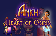 ANKH: Heart of Osiris Badge