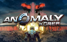 Anomaly Korea Badge