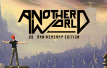 Another World - 20th Anniversary Edition Badge