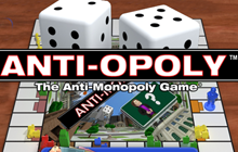 Anti-opoly Badge