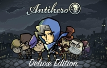 Antihero Deluxe Edition Badge
