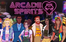 Arcade Spirits Badge
