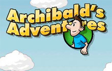 Archibald's Adventures Badge