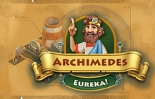 Archimedes: Eureka! Badge