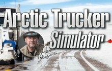 Arctic Trucker Simulator Badge
