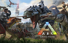 ARK: Survival Evolved Badge