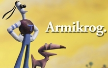 Armikrog Badge