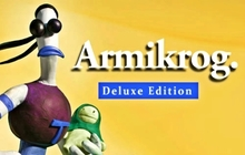 Armikrog Deluxe Edition Badge
