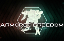 Armored Freedom Badge