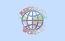Around The World Badge