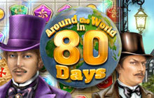 Around the World in 80 Days Badge