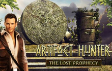Artifact Hunter - The Lost Prophecy Badge