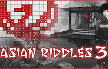 Asian Riddles 3 Badge