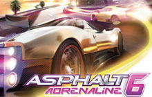 Asphalt 6: Adrenaline Badge