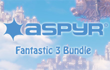 Aspyr Fantastic 3 Bundle Badge
