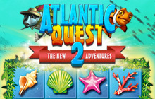 Atlantic Quest 2: The New Adventures Badge