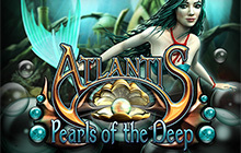 Atlantis: Pearls of the Deep Badge
