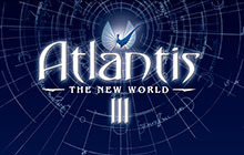 Atlantis: The New World Badge