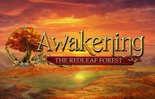 Awakening: The Redleaf Forest Badge