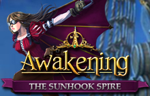 Awakening: The Sunhook Spire Badge