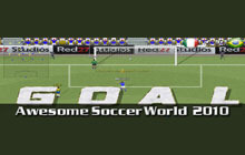 Awesome Soccer World 2010 Badge