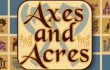 Axes and Acres Badge