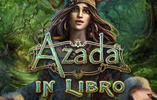 Azada In Libro Badge