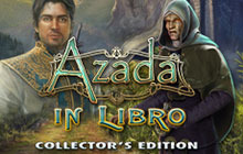 Azada In Libro Collector's Edition Badge
