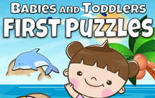 Babies and Toddlers First Puzzles Badge