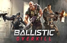 Ballistic Overkill Badge