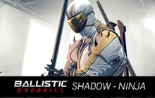 Ballistic Overkill - Shadow: Ninja Badge