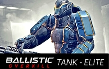 Ballistic Overkill - Tank: Elite Badge