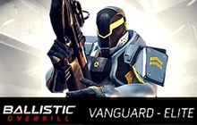 Ballistic Overkill - Vanguard: Elite Badge