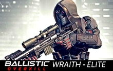 Ballistic Overkill - Wraith: Elite Badge