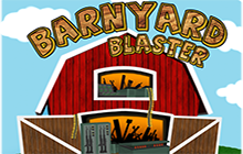 Barnyard Blaster Badge
