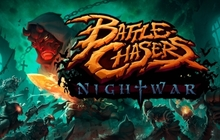 Battle Chasers: Nightwar Badge