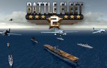 Battle Fleet 2 Badge