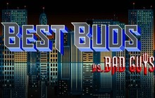 Best Buds vs Bad Guys Badge
