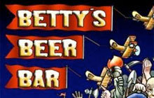 Betty's Beer Bar Badge