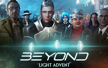 Beyond: Light Advent Badge