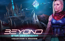 Beyond: Star Descendant Collector's Edition Badge