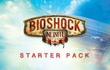 BioShock Infinite Starter Pack Badge