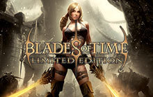 Blades of Time Limited Edition Badge