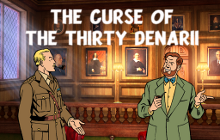 Blake and Mortimer : The Curse Of The Thirty Denarii Badge