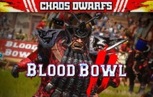 Blood Bowl 2 - Chaos Dwarfs Badge